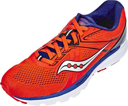 Saucony - Embardée Chaussures De Course - Hommes - Chaussures - Gris - 42 HX7ygy